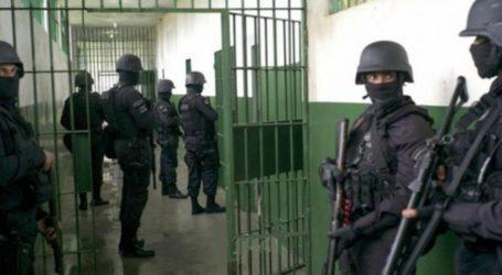 Pasukan Israel Grebek Sel Tahanan Palestina di Penjara Eshel