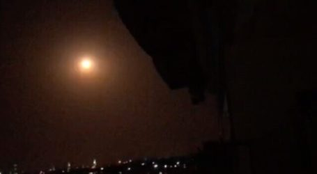 Suriah: Serangan Udara Israel Targetkan Hama