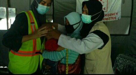 MER-C Yogyakarta Periksa Kesehatan Pengungsi Merapi