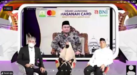 Desain Qanun Aceh pada Kartu Pembiayaan BNI iB Hasanah Card