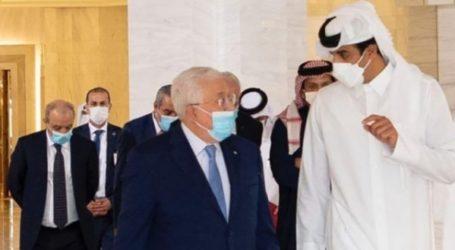 Presiden Palestina Ajak Oman dan Qatar Tolak Normalisasi dengan Israel
