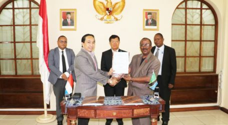 Perusahaan Indonesia Buka Pabrik Pengolahan Sabun di Tanzania