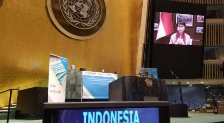 Indonesia Desak PBB Pastikan Distribusi Vaksin Secara Adil