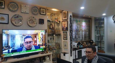 BKSAP DPR RI : Upaya Normalisasi Hubungan Dengan Israel Tidak Dapat Diterima