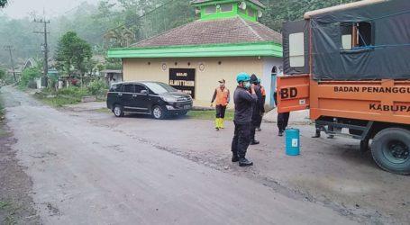 PVMBG: Awan Panas Guguran Gunung Semeru Berjarak Luncur 2.000 Meter