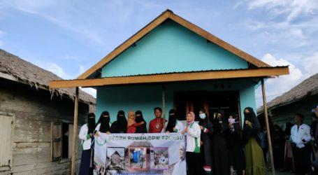 Tim FPI Bedah Rumah Warga Haur Gading, Kabupaten Hulu Sungai Utara, Kalsel