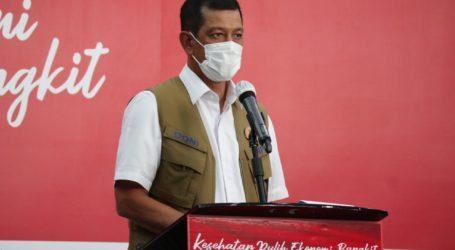 Jelang Libur Nataru, Doni Monardo Ajak Masyarakat di Rumah Saja