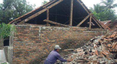 Sebanyak 23 Rumah Rusak Akibat Guncangan Gempa M4,2 di Brebes
