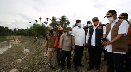 Tinjau Banjir Aceh Utara, Doni Monardo Beri Tiga Arahan Penanganan Bencana