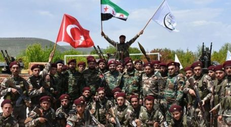 SOHR: 900 Lebih Pejuang Suriah Pulang dari Nagorno-Karabakh