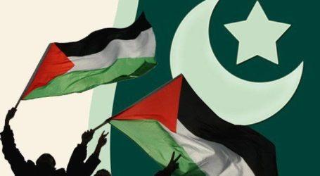 Pakistan Tegaskan Kembali Dukungan Pendirian Negara Palestina