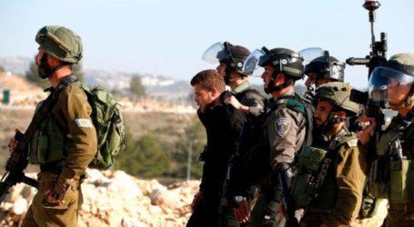 Pasukan Israel Culik Enam Warga Palestina dari Tepi Barat