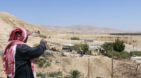 Pemukim Israel Rampas Tanah Palestina di Lembah Yordan Utara