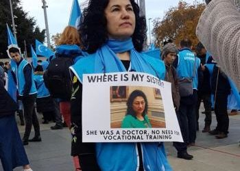 Aktivis Uyghur: Cina Terapkan Perbudakan Zaman Modern