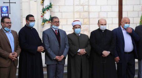 Delegasi Hamas Kunjungi Gereja Katolik Latin di Gaza