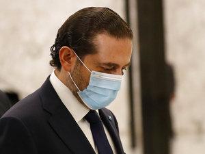 PM Lebanon Saad Hariri Mundur