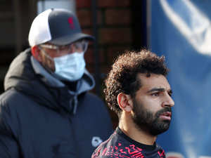 Klopp Tepis Spekulasi Masa Depan Salah di Liverpool