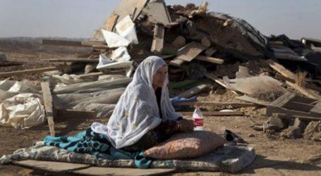 Israel Hancurkan Desa Araqib di Negev untuk ke-182 Kalinya