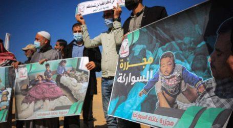 Keluarga Palestina Ungkap Penggerebekan Brutal Pasukan Israel