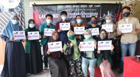 ACT Lampung Ajak Masyarakat Sedekah Meski Hanya Segenggam Beras