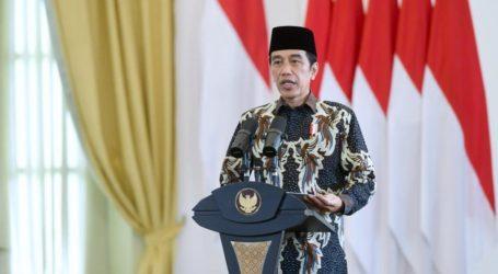 Jokowi Berharap KAHMI Tampil Terdepan dalam Memperjuangkan Islam Wasathiyah