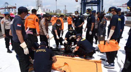 KN SAR Basudewa Evakuasi Body Part Korban
