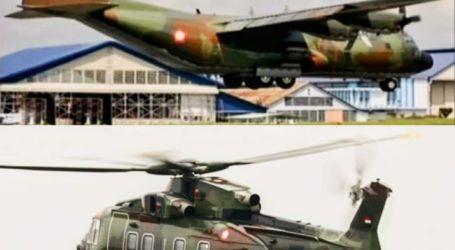 TNI AU Kerahkan Alutsista, Bantu Korban Gempa Majene