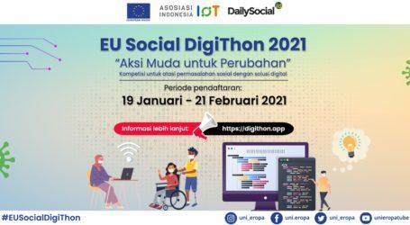 UE Gelar Kompetisi EU Social DigiThon, Cari Solusi Pandemi COVID-19