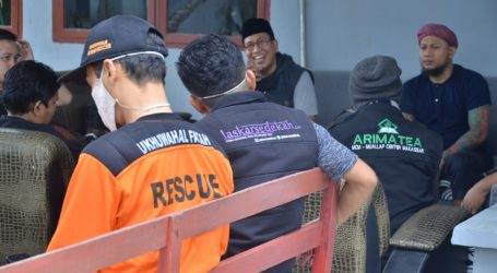 Arimatea, UAR Antisipasi Gerakan Pemurtadan di Lokasi Bencana