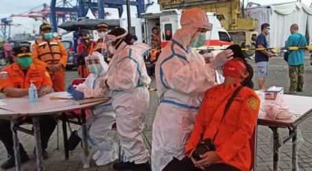 Patuhi Prokes, Tim SAR SJ-182 Dites Swab Antigen