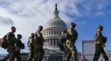 Jelang Pelantikan Presiden AS, Gedung Capitol Dijaga Super Ketat