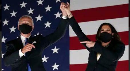 Joe Biden-Kamala Harris Resmi Jadi Presiden-Wapres AS