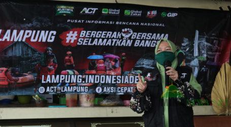 ACT Lampung Targetkan Kirim 1.000 Ton Beras ke Sulawesi Barat dengan Kapal Kemanusiaan