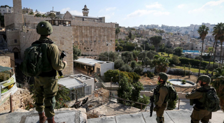 Pasukan Israel Perpanjang Penutupan Masjid Ibrahimi Hebron Sepekan ke Depan