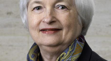 Janet Yellen Jadi Menkeu Wanita Pertama AS