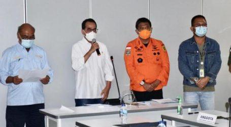 Menhub Pastikan Pesawat Sriwijaya Air SJ182 Jatuh