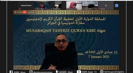 KBRI Alger Selenggarakan Musabaqah Tahfidz Quran