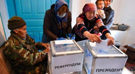OKI Puji Keberhasilan Pemilu dan Referendum Kirgistan