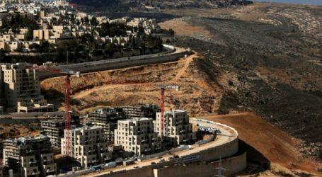 Israel Setujui Pembangunan 3.144 Unit Permukiman Baru di Tepi Barat