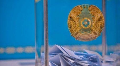 Kazakhstan Umumkan Hasil Awal Pemilu Parlemen