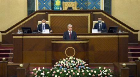 Presiden Kazakhstan Lancarkan Reformasi Politik