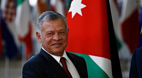Raja Abdullah II: Tanpa Solusi Yang Adil Bagi Palestina Tidak Tercapai Perdamaian