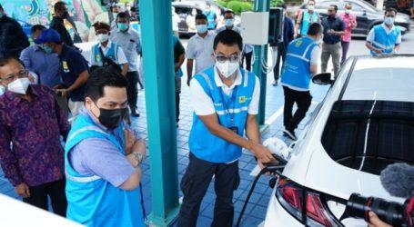 Erick: Indonesia Gandeng Tesla Kembangkan Industri Mobil Listrik