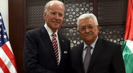 Presiden Palestina Ucapkan Selamat Pada Presiden Baru AS Joe Biden
