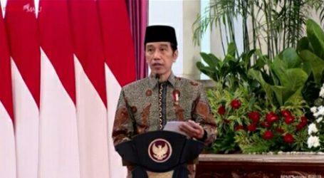 Jokowi Resmikan Gerakan Wakaf Uang dan Brand Syariah