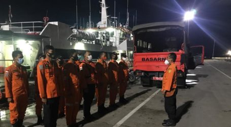 Basarnas Lampung Kerahkan Personil dan Alut Dukung Pencarian Pesawat Sriwijaya