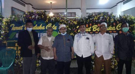 Dewan Dakwah Bogor Kunjungi Keluarga Pilot Sriwijaya Air SJ182