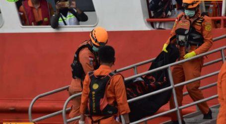 Operasi SAR SJ-182:  Evakuasi 46 Kantong