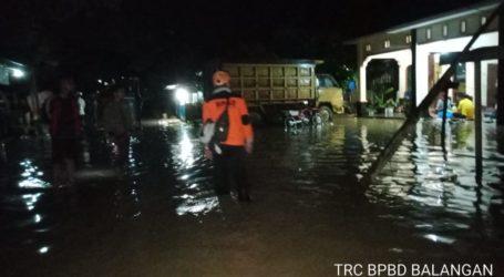 Sebanyak 3.571 Rumah Terendam Banjir di Kabupaten Balangan, Kalsel