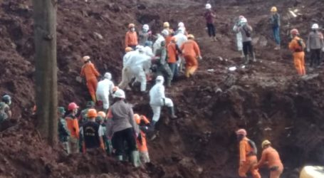 Basarnas Kembali Temukan 1 Korban Tanah Longsor Sumedang